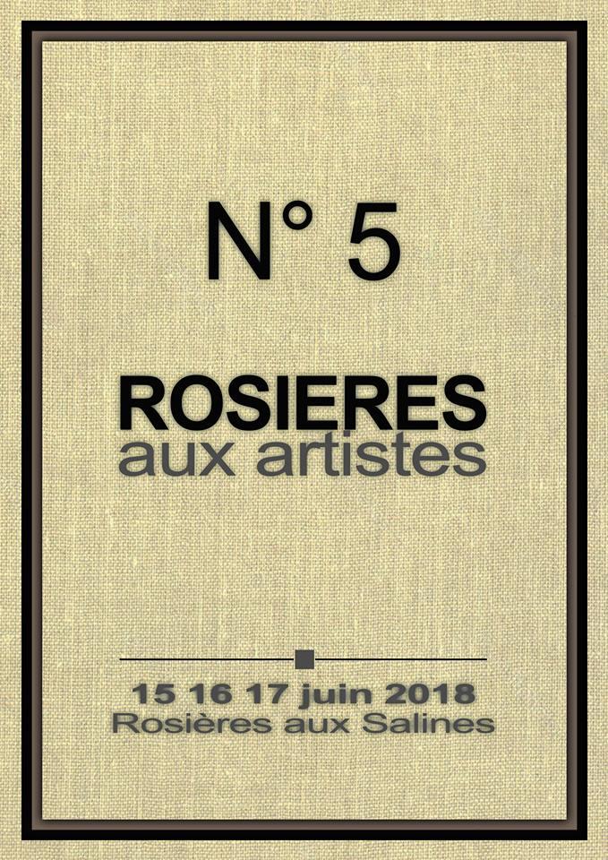 affiche de rosieres aux artistes 5 - 2018